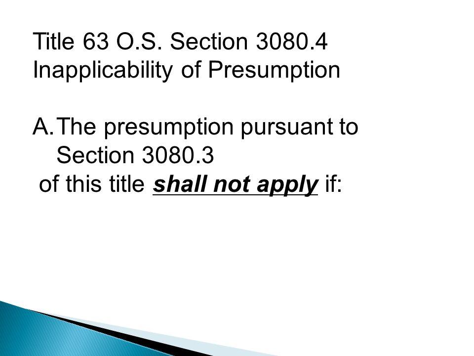 Title 63 O.S.