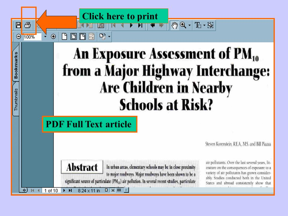 PDF Full Text article Click here to print