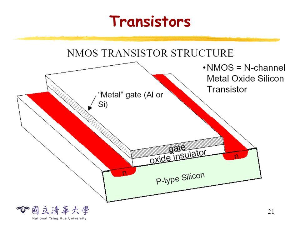 21 Transistors