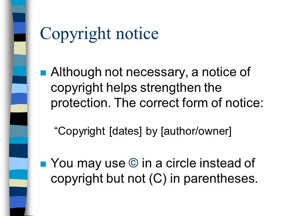 Sources n Joseph, Linda C.(1999). CyberBee Copyright Workshop, [Online].