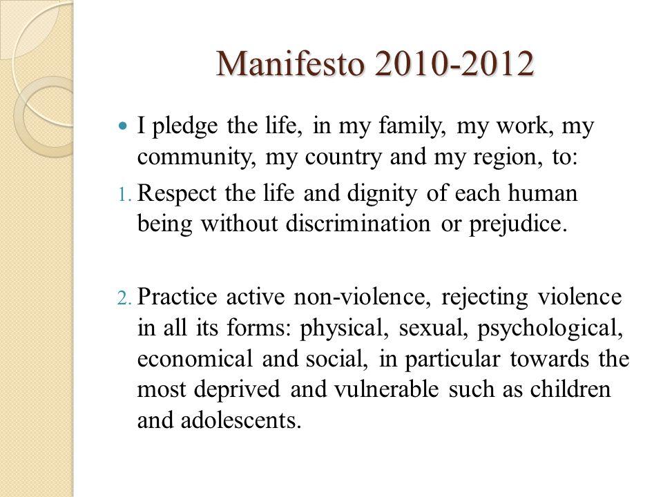 Manifesto 2010-2012 3.