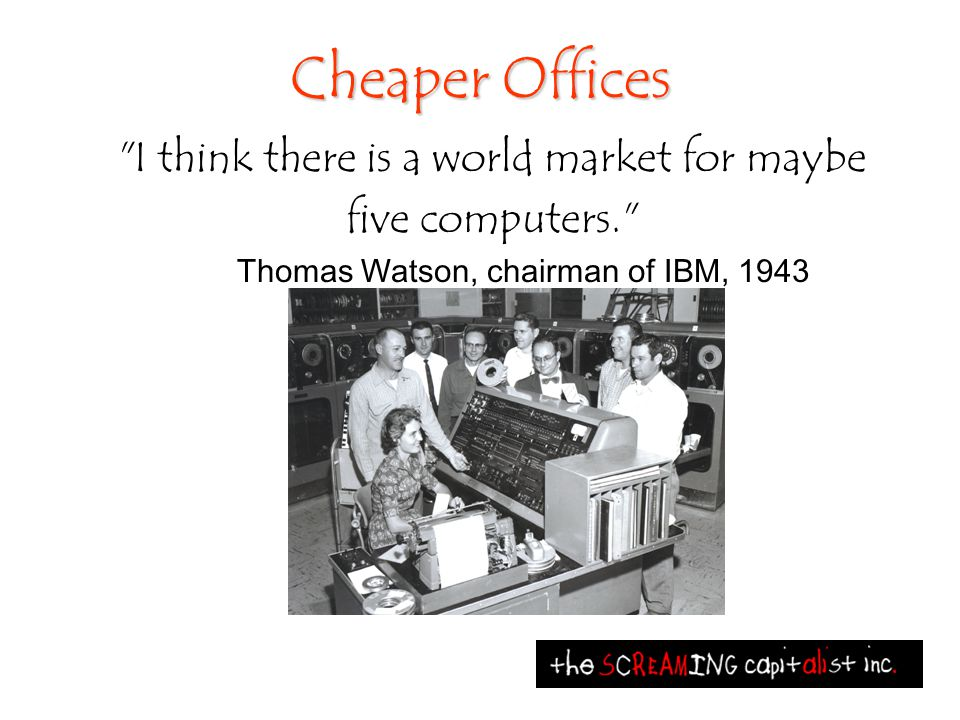 Cheaper Offices