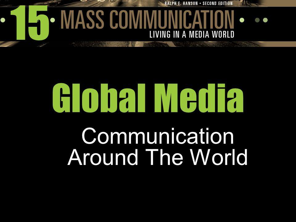 15 Global Media Communication Around The World