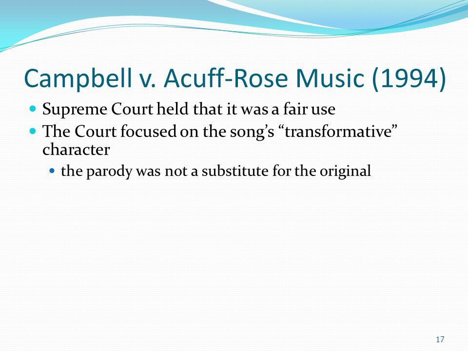 Campbell v.
