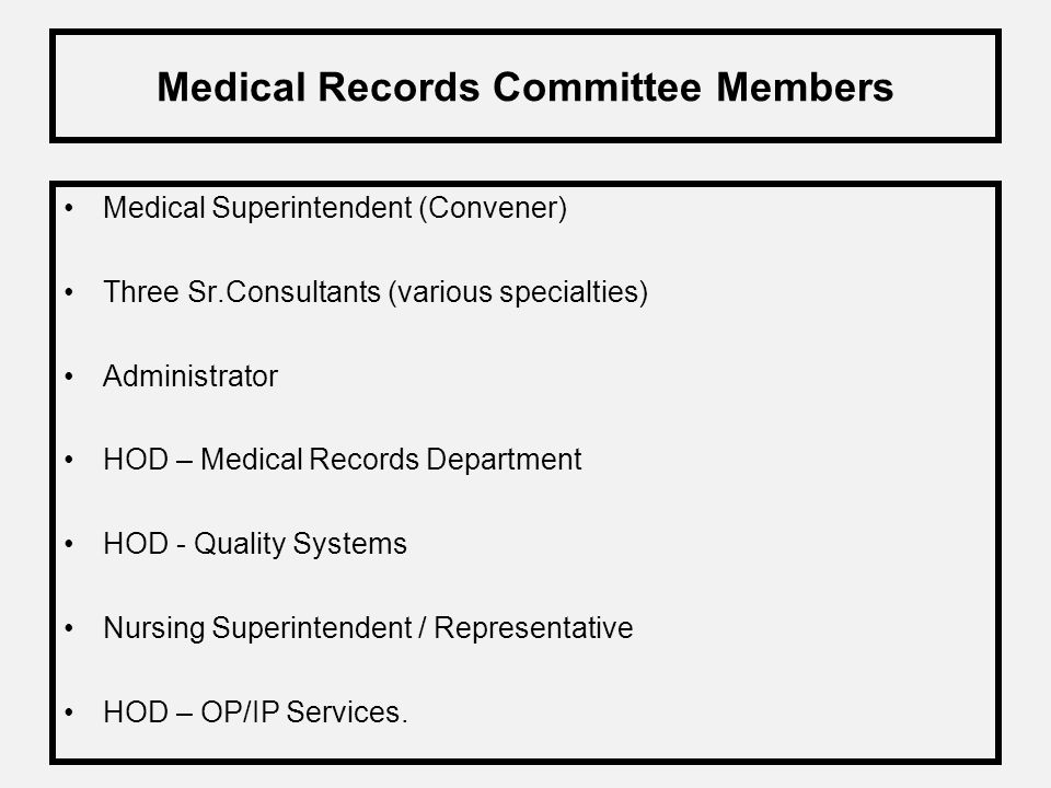 In-patient records: Assembling format: The arrangement of medical records takes place in the following order: SUMMARY SHEET& ADMISSION RECORD, DISCHAR