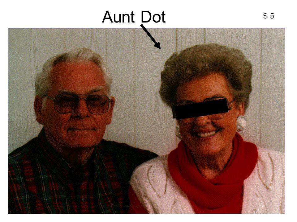Aunt Dot S 5