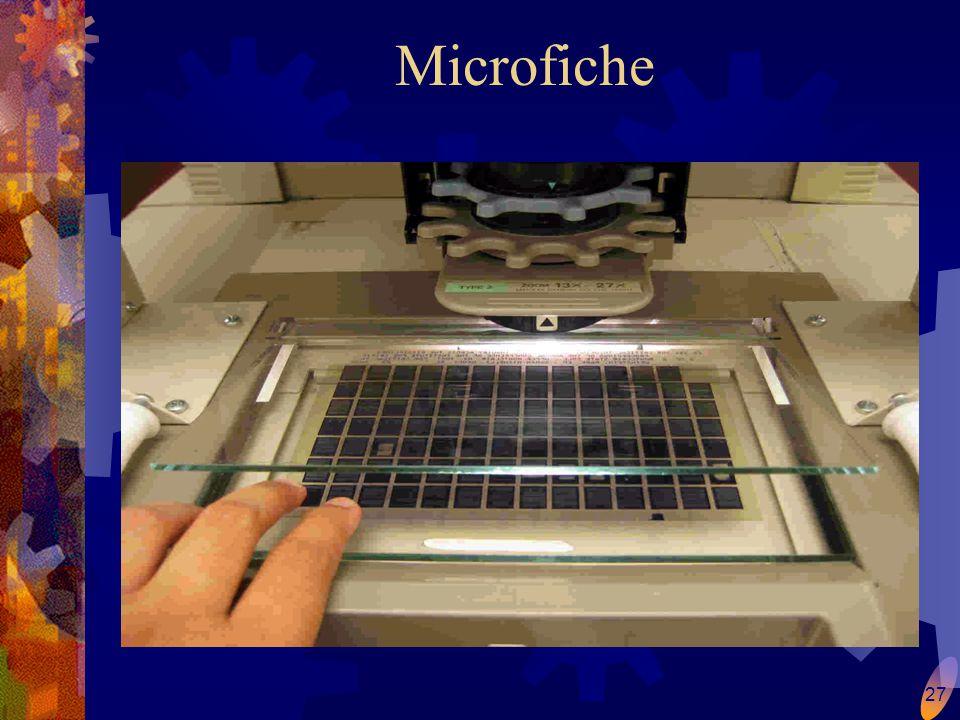 27 Microfiche