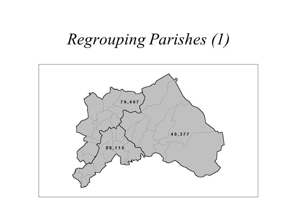 Regrouping Parishes (1)