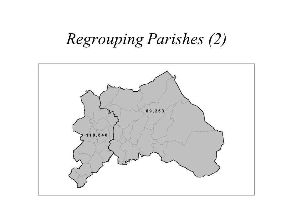 Regrouping Parishes (2)