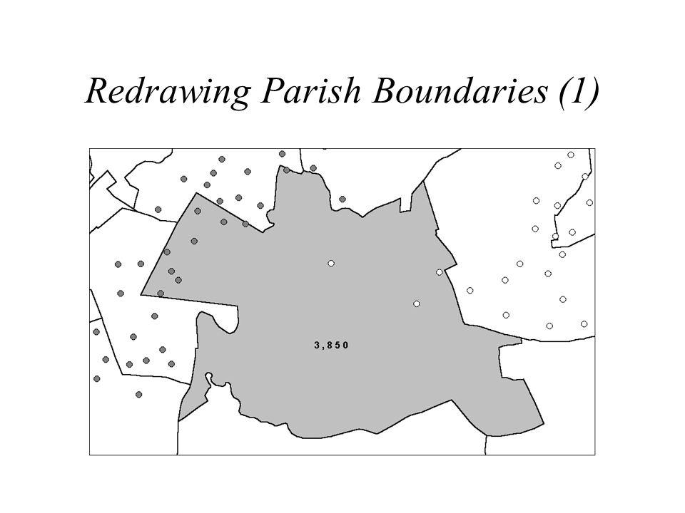 Redrawing Parish Boundaries (1)