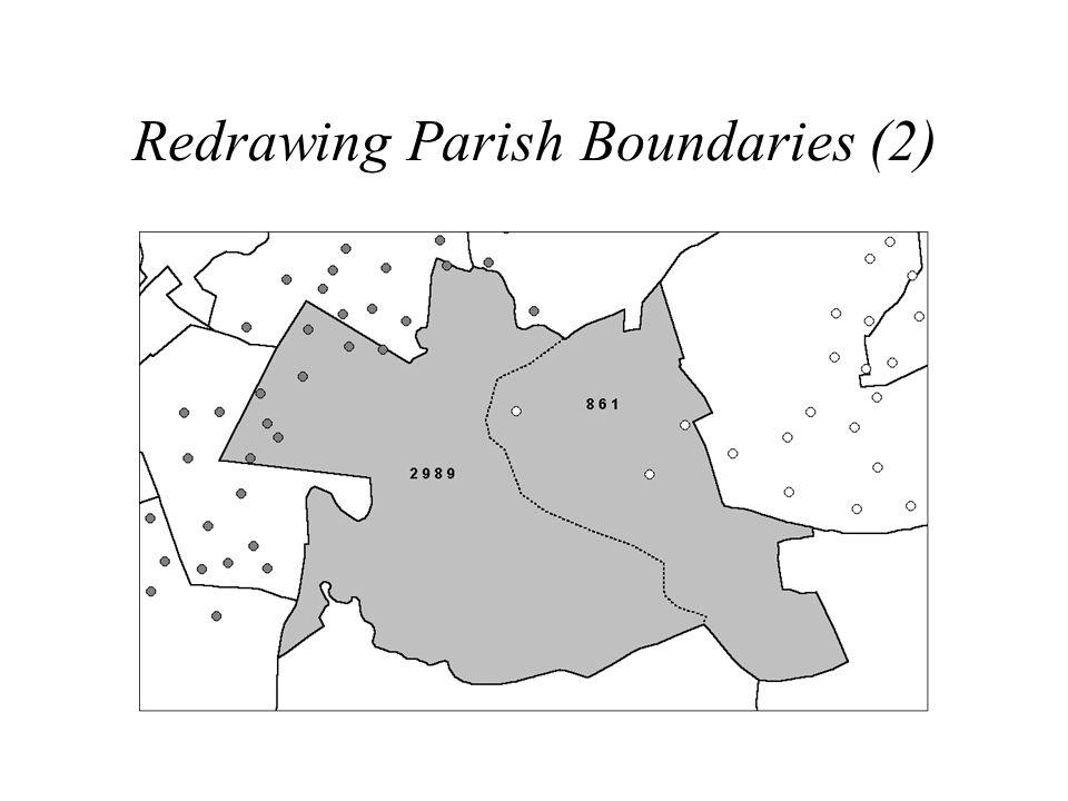 Redrawing Parish Boundaries (2)