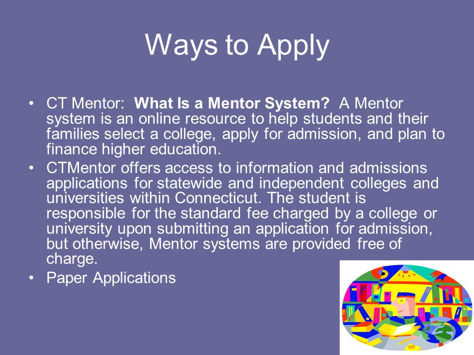 Ways to Apply CT Mentor: What Is a Mentor System.