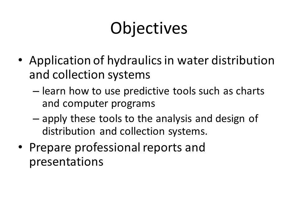 Brief History of Water Systems Storage