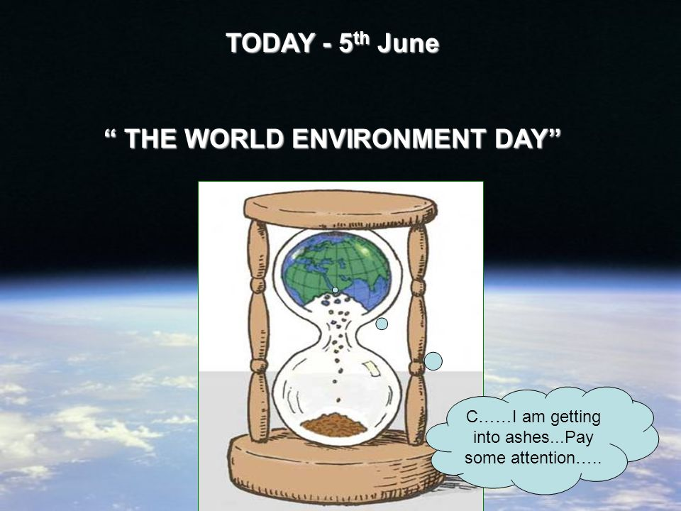 World Environment Day was established by the United Nations General Assembly in 1972 to mark the opening of the Stockholm Conference on the Human Environment.