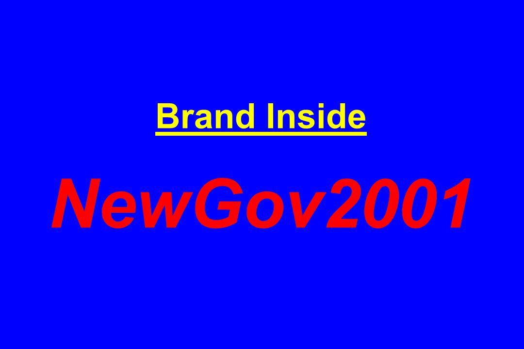 Brand Inside NewGov2001