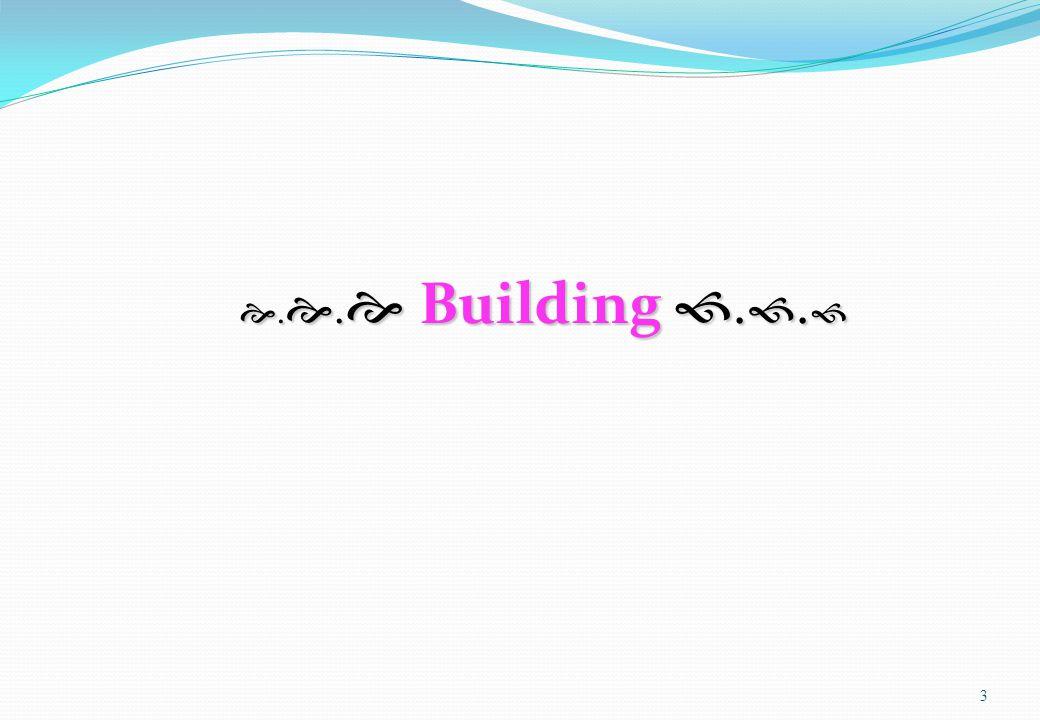 . .  Building . .  . .  Building . .  3