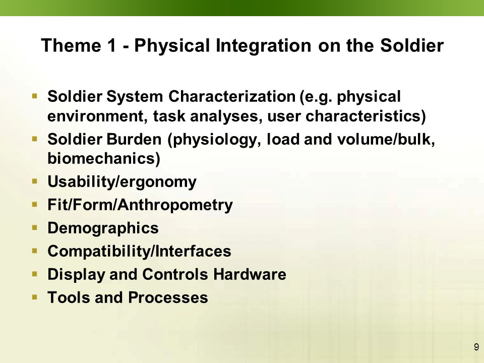 30 14h30 Breakaway Session 3: R&D Focus Areas & Potential Collaborators