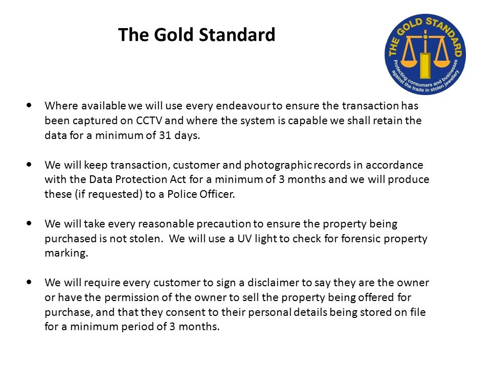 In the event of any suspicion that the goods being offered for sale are not legitimate, we will not continue with the transaction.