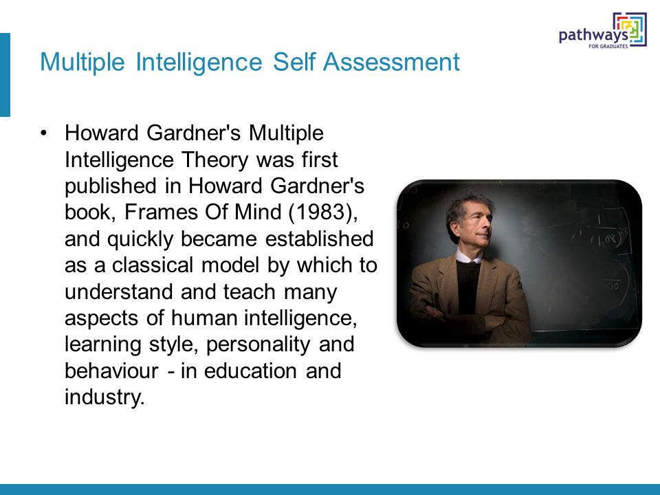 Multiple Intelligences video http://www.youtube.com/watch?v=p gqED83djGg (Video to be added and similar video sourced for Spain, Poland & Germany)