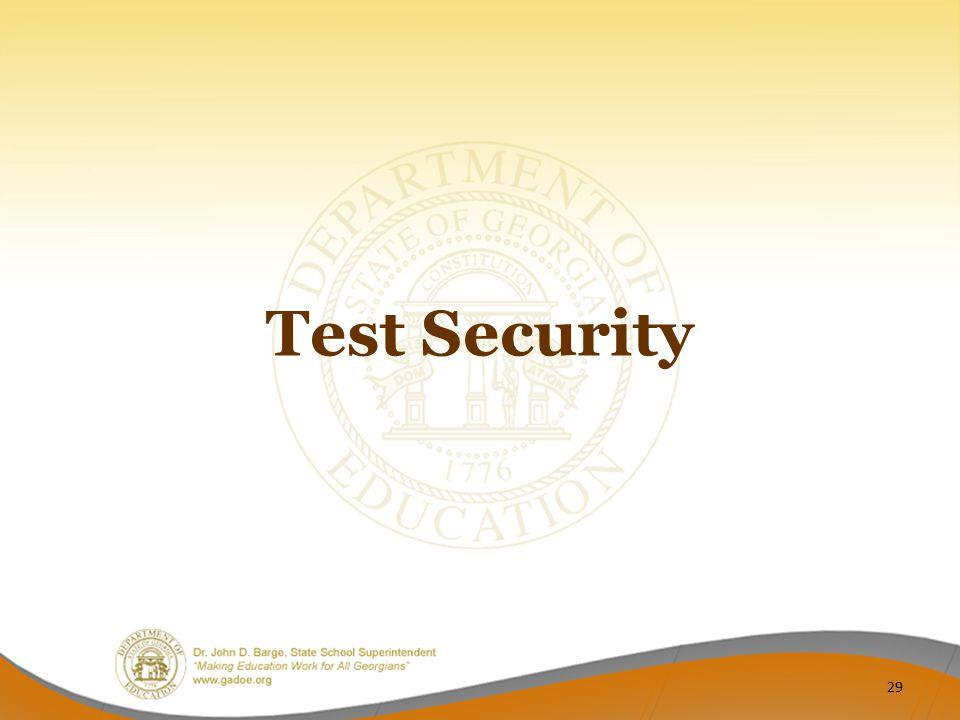 Test Security 29