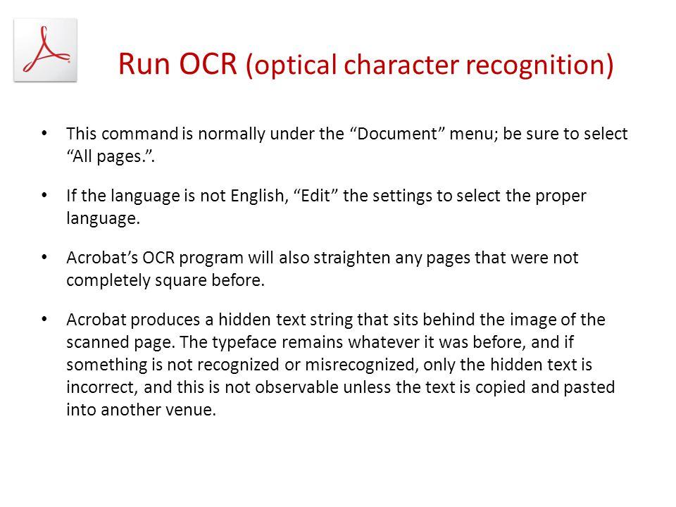 "Acrobat's ""Combine Files"" box Adobe Acrobat's Combine function is found under the File > Combine > Merge Files into a Single PDF menu."
