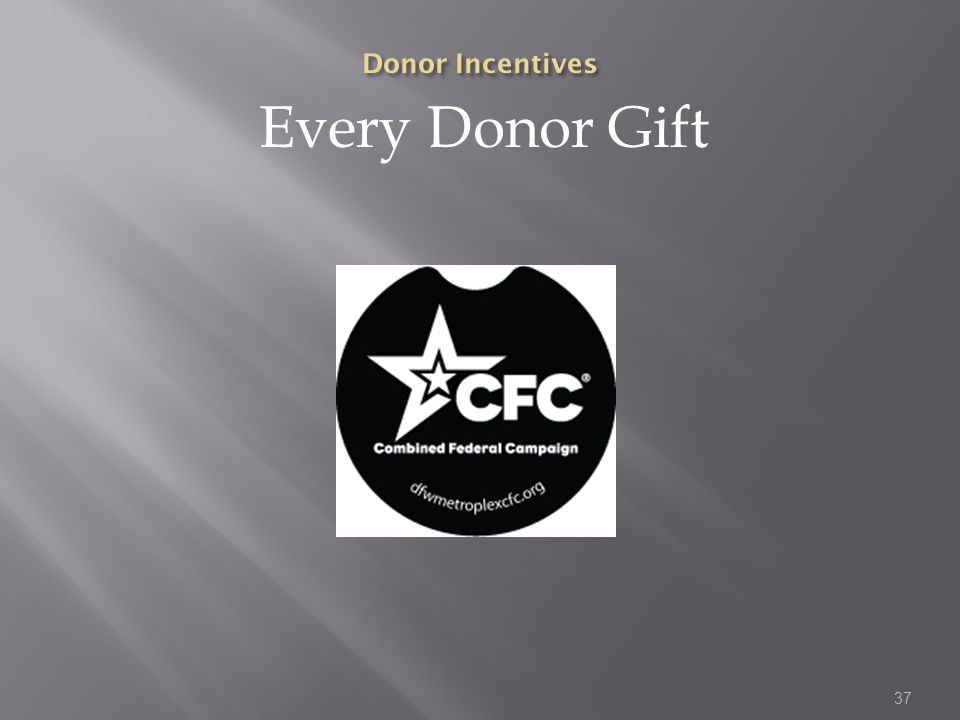 Every Donor Gift 37