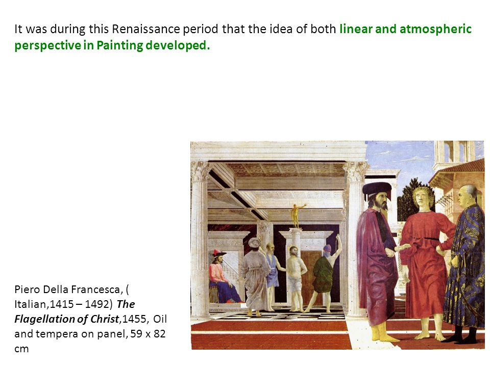 Jean Auguste Dominique Ingres (French, 1780 – 1867 ) The Valpincon Bather, 1808, Oil on canvas, 146 cm × 97 cm Jaques-Louis David (French,1748 – 1825) The oath of the Horatii, 1784, oil on canvas, 326 x 420cm