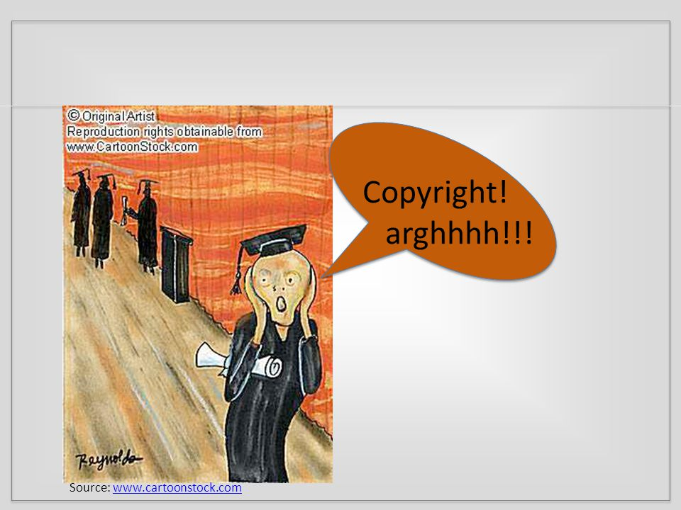 Copyright – What do you know.Is it infringement.