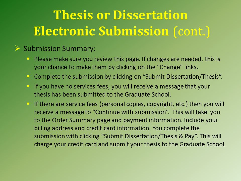 Submit your thesis to LUTPub   LUTPub Publication Repository     Thesis Format Checking and Submission  thesis
