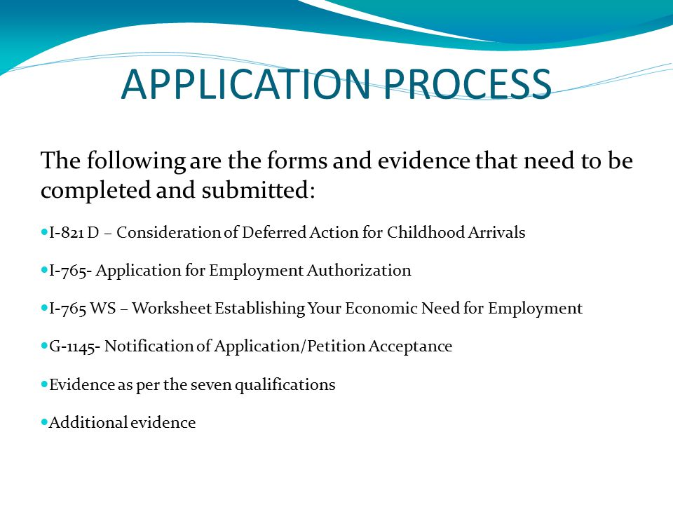 STEPS TO FOLLOW 1.