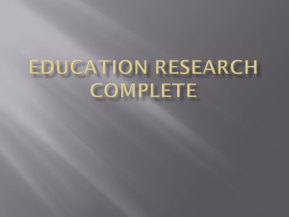  ERC is a database that contains a huge collection of education journal articles.
