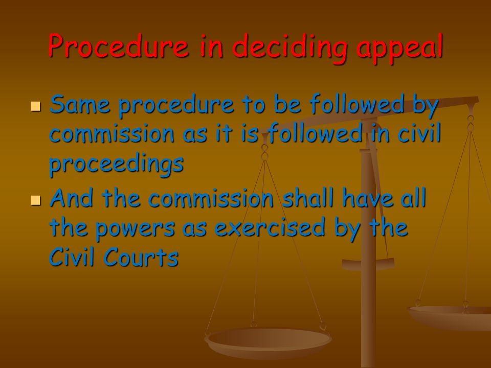 Modes of Serving of Notice by the Commission.