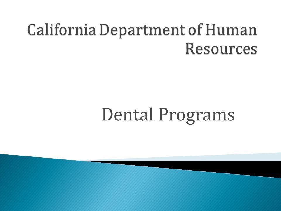 Dental Programs