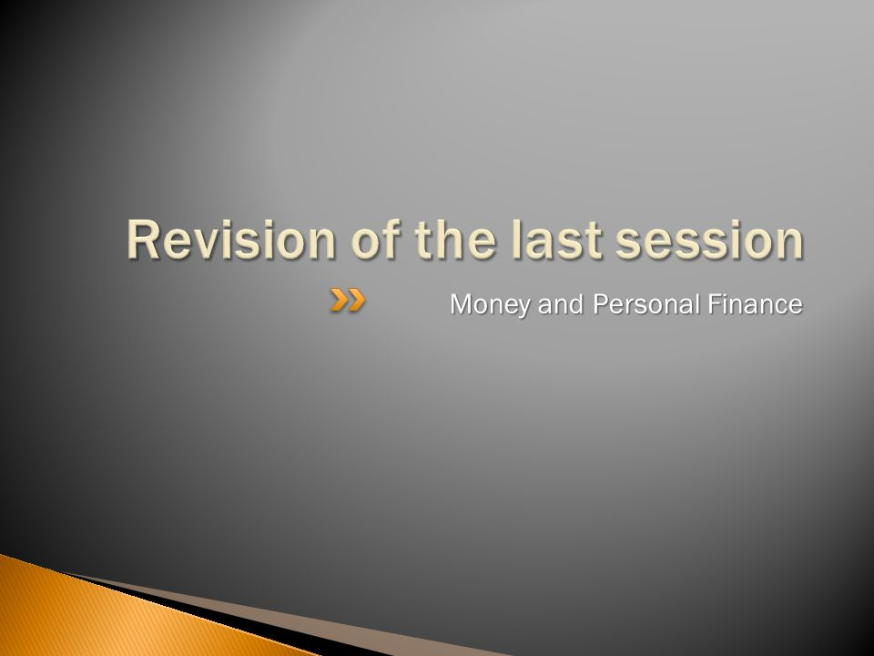 1.What does it mean to lend, owe and raise money.