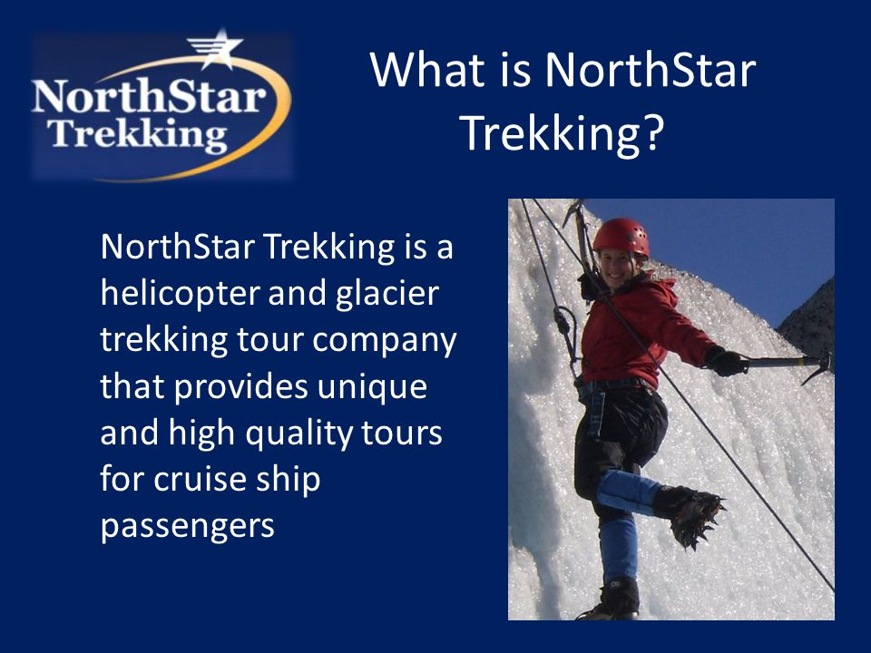 What is NorthStar Trekking.