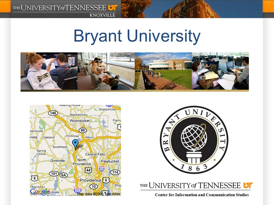 Center for Information and Communication Studies Bryant University