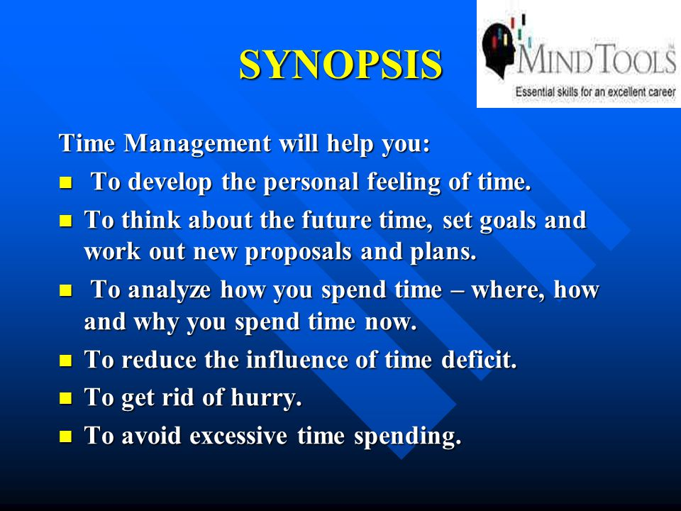 TIME MANAGEMENT: AVOIDING TIME WASTERS PROCRASTINATION IS THE THIEF OF TIME PROCRASTINATION IS THE THIEF OF TIME No one is perfect.