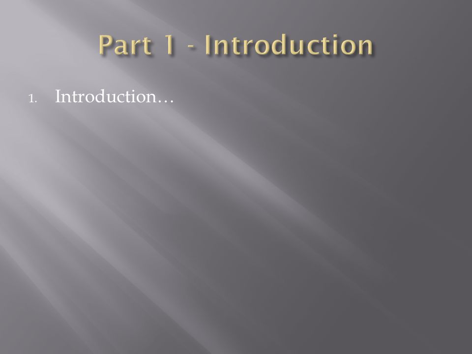 1. Introduction…