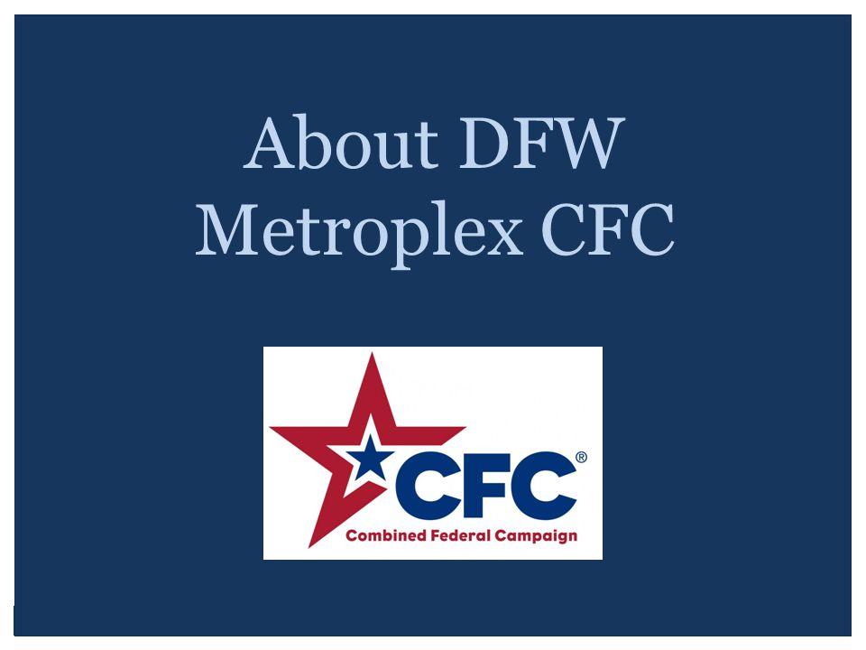 About DFW Metroplex CFC