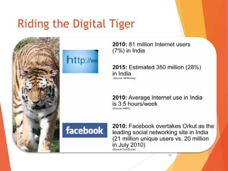 Riding the Digital Tiger 14