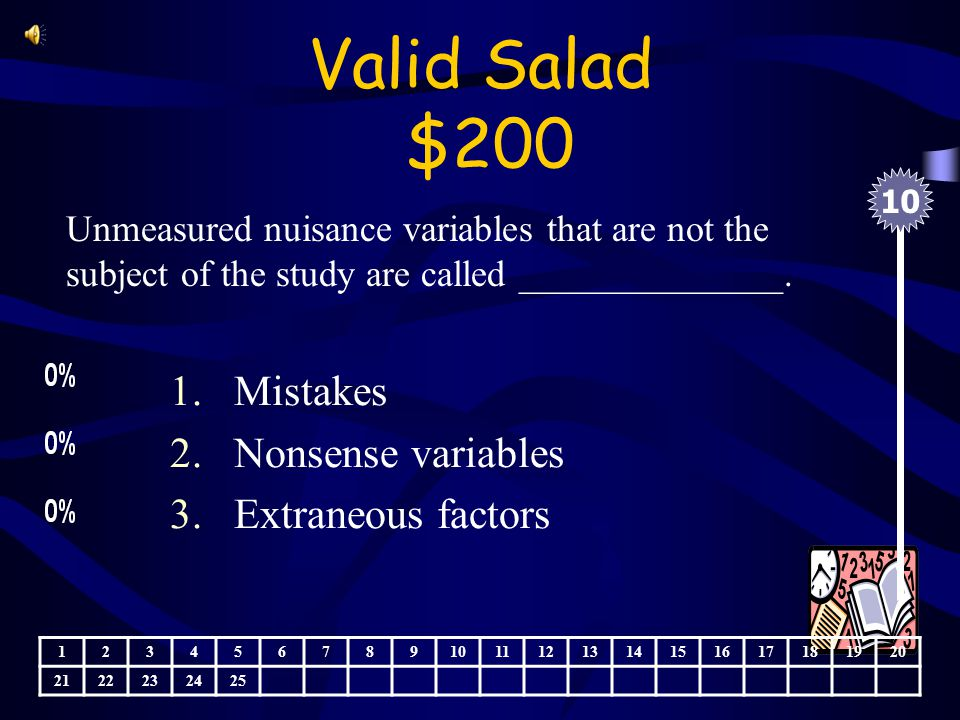 Valid Salad $100 When the participants in group grow older, smart, taller, etc, problematic factors due to ___________________ can occur.