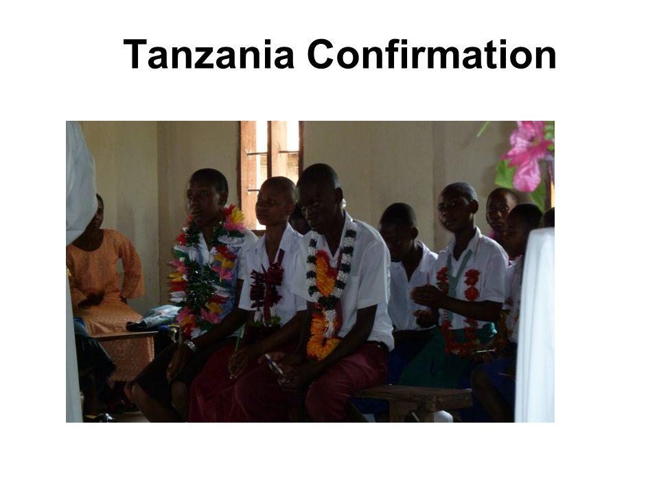 Tanzania Confirmation