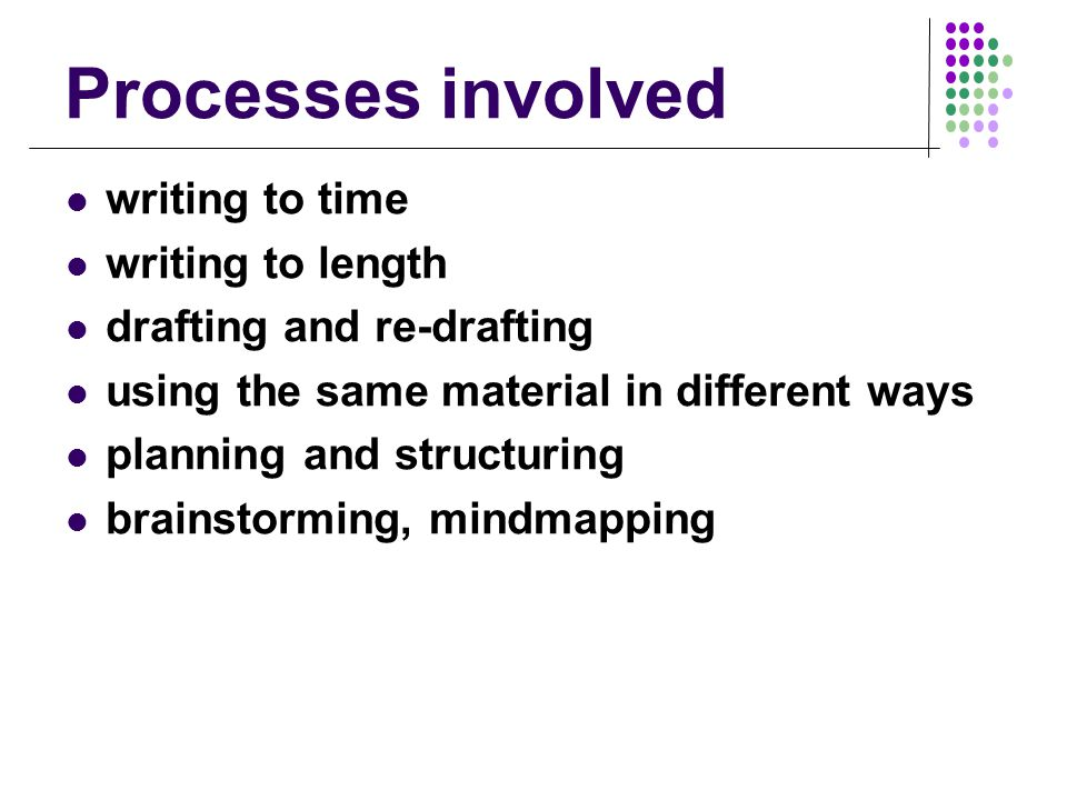 Ten most common reasons for immediately rejecting a manuscript...