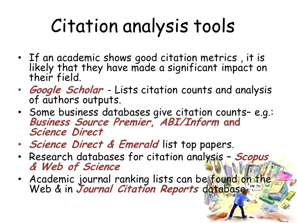If an academic shows good citation metrics, it is likely that they have made a significant impact on their field.
