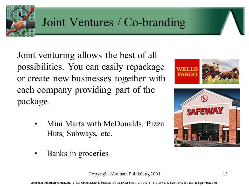 Copyright Abraham Publishing 200113 Abraham Publishing Group, Inc.
