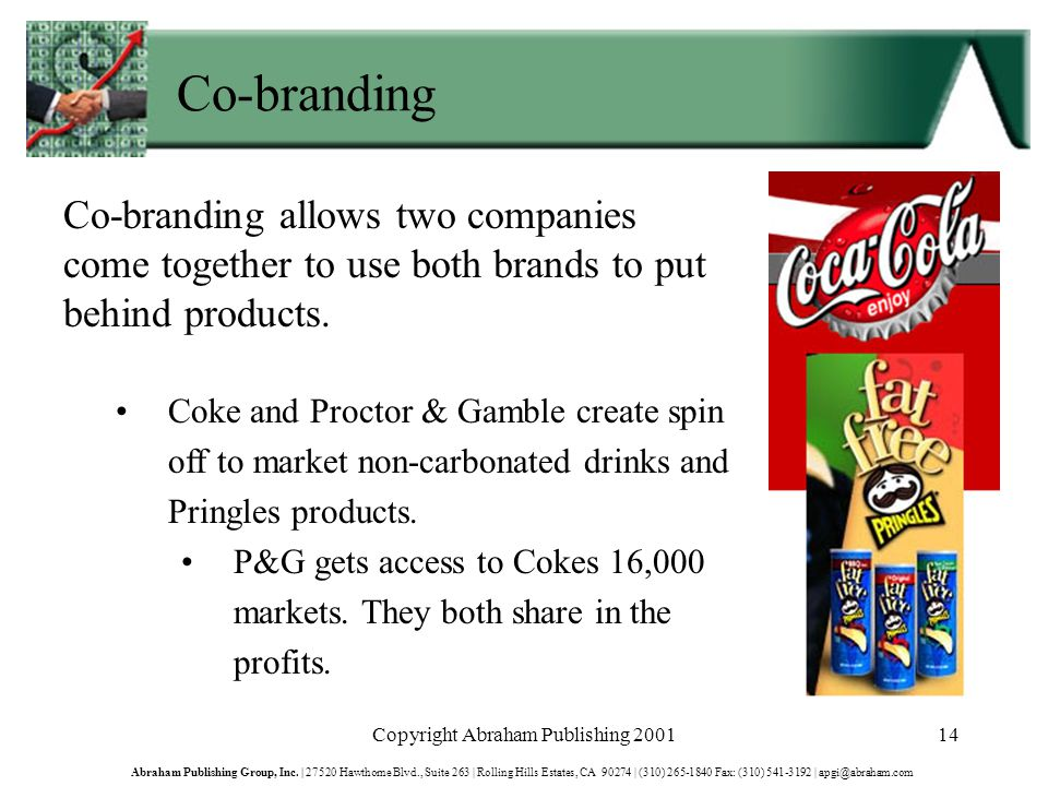 Copyright Abraham Publishing 200114 Abraham Publishing Group, Inc.