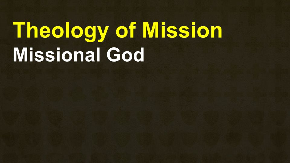 THEOLOGY HINDRANCES PROVOCATIONS POSITIONED EQUIPPED