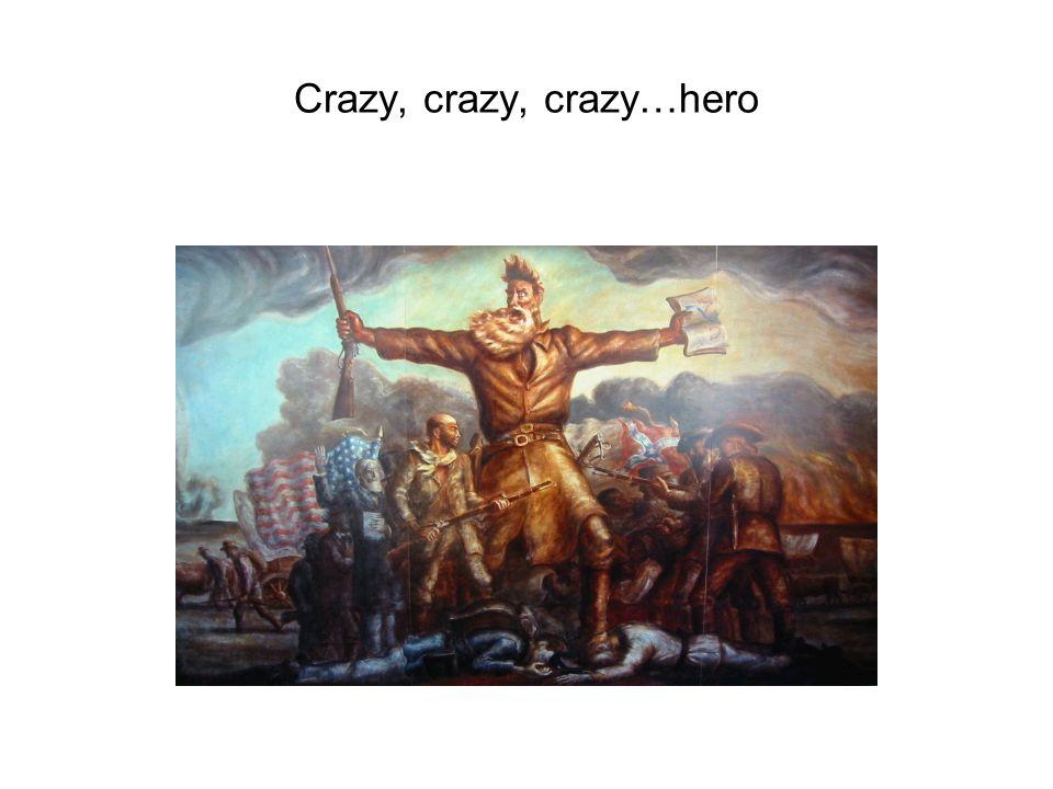 Crazy, crazy, crazy…hero