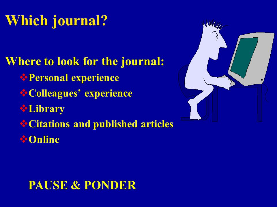 Which journal.