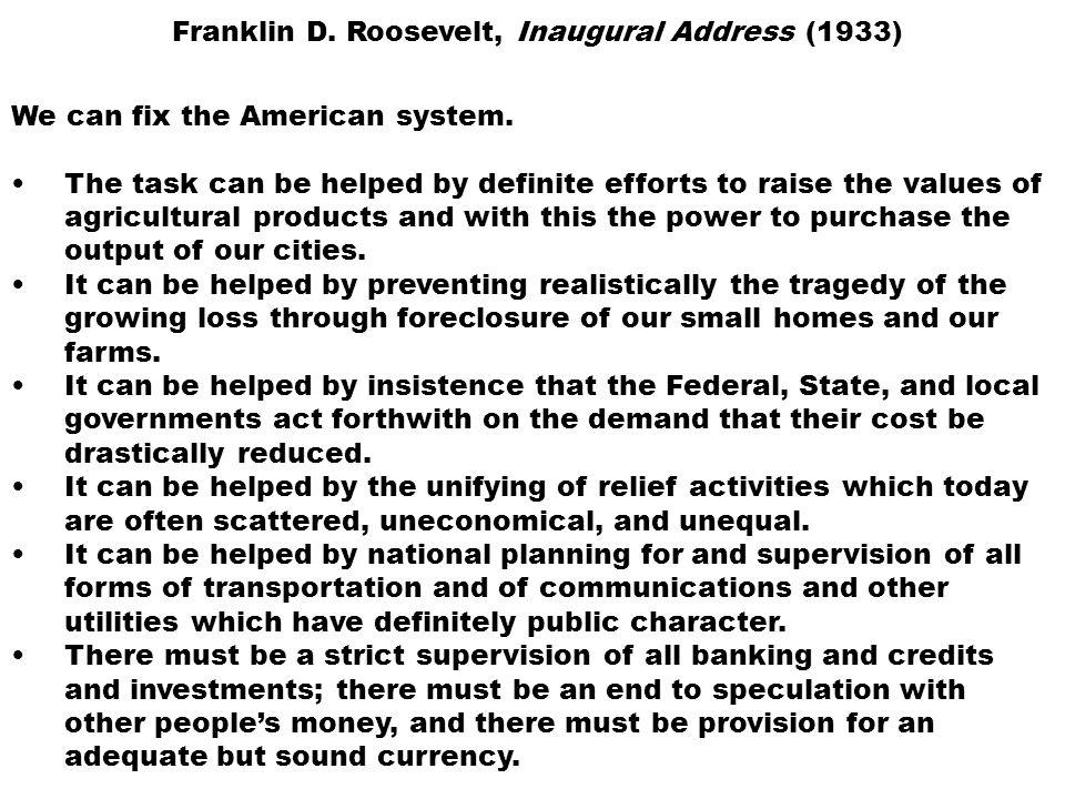 Franklin D.